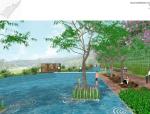 万科自然怡人居住景观方案设计
