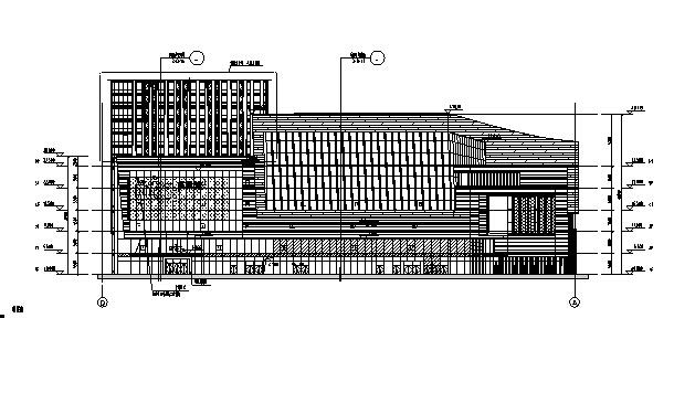 [江苏]高层多动能框剪结构商业街建筑施工图_5