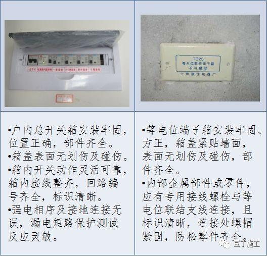 中海地产毛坯房交付标准,看看你们能达标吗?(室内及公共区域)_27