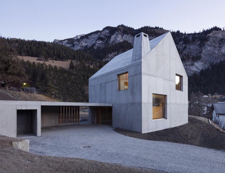 瑞士独户住宅