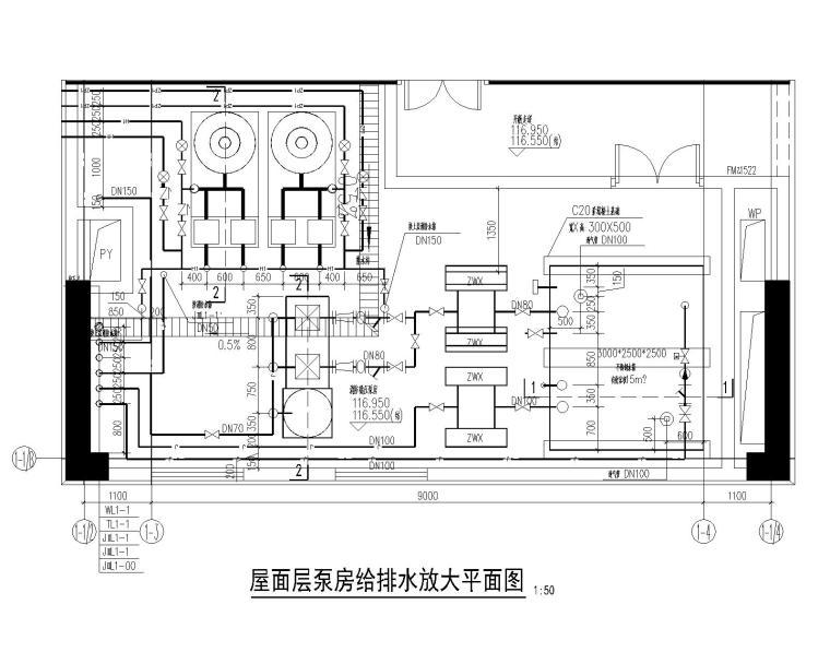 [广东]深圳某超高层建筑给排水施工图_5