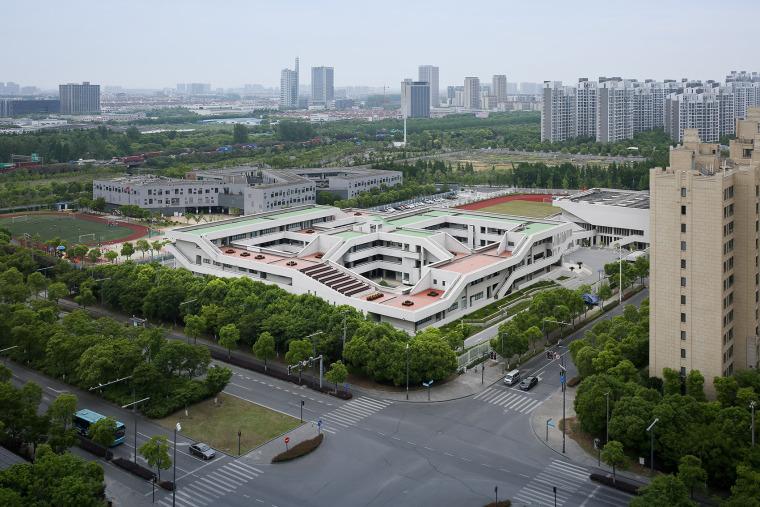 上海德富路初中学校-2