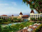 """[云南]""""六国风情""""生态休闲温泉度假酒店景观设计方案"""