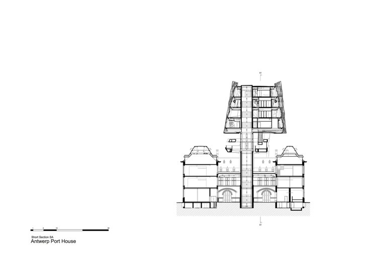 比利时安特卫普港口大楼-35