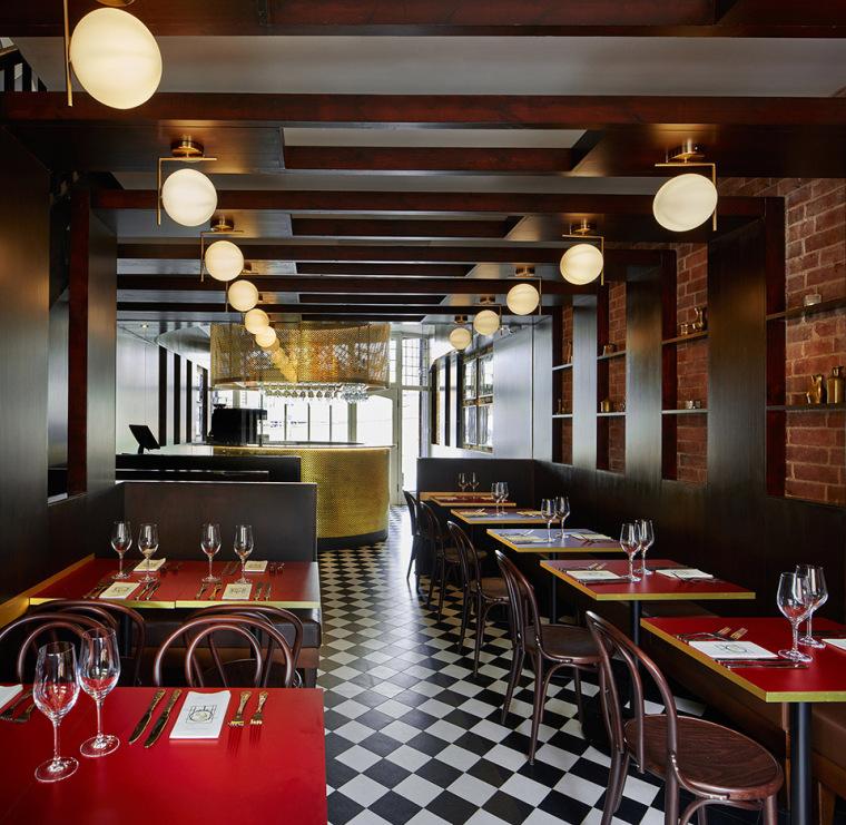 英国CocoRetro餐厅-13
