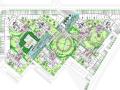 [重庆]山地花园洋房商住项目景观设计PDF施工图文本