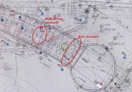 地铁基坑倒塌当天发生了什么?新加坡NicollHighway基坑倒塌纪实_5