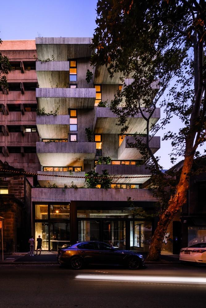 澳大利亚22套独特混合公寓外部实景图 (7)