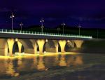 不同景观桥梁照片(PPT总结)