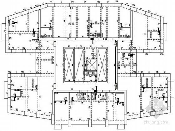 [天津]超高层公寓大模板施工方案(钢模板木模板 大型国企单位编制)