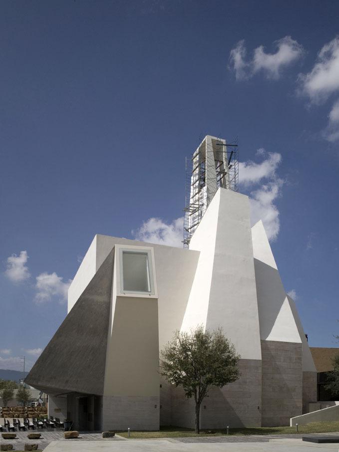 墨西哥教堂