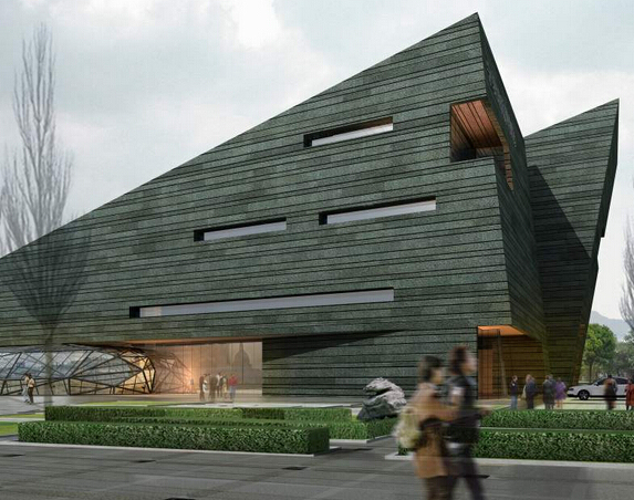 [贵州]2016年地质博物馆建设项目招标文件(221页)
