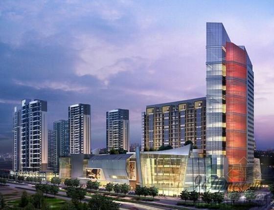 [北京]大型房地产开发项目成本测算实例及表格(全套)