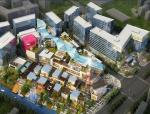 [上海]多栋框剪结构不规则城市广场结构施工图(含全套计算书)