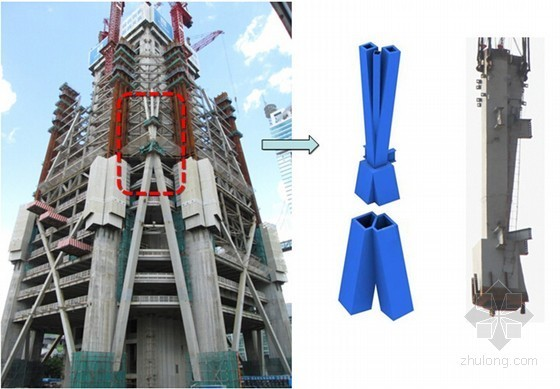 [广东]超高层地标建筑钢结构工程技术管理总结(附多图)