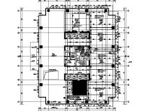 广东深圳五栋超高层产业研发楼给排水全套施工图