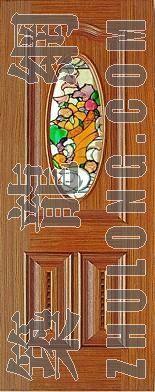 门贴图 544
