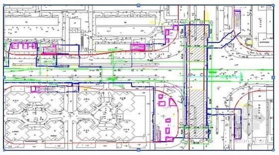 [天津]地铁深基坑开挖支护施工组织设计(盖挖逆作)