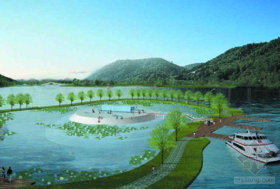 某风景区景观规划方案-2