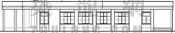 某消毒供应中心建筑施工图(全套)