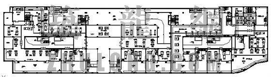 数码涡旋模块式空调设计