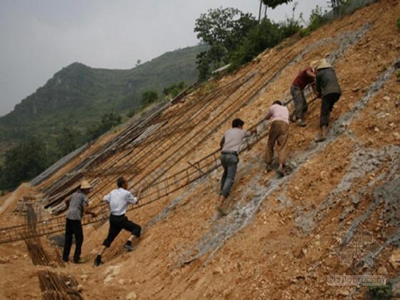高速公路工程路基高边坡安全施工方案