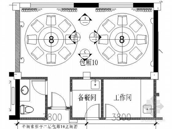 [上海]某奢华饭店包房10装修图