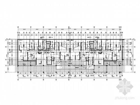 [江苏]70万平城市综合体项目住宅电气施工图纸(大样图)