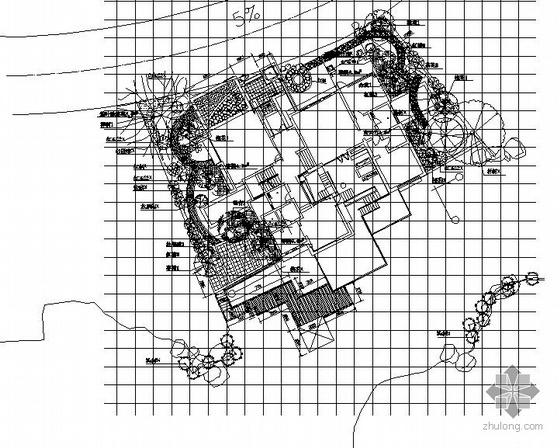 某别墅种植设计施工图