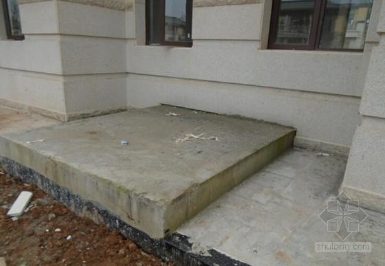 房屋在建项目施工质量管理案例(结构 渗漏 门窗)