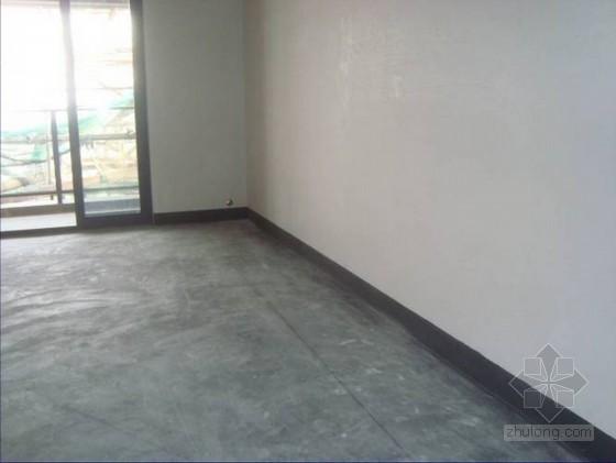 建筑工程混凝土楼面施工工艺(附图较多)