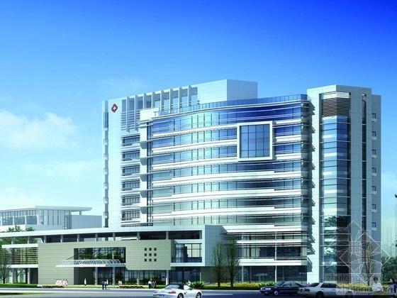 2013年高层住院综合楼工程概算书全套(总概算4亿元)