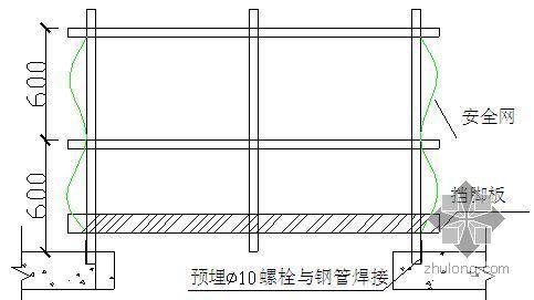 武汉某多层住宅主体结构施工方案(争创黄鹤杯)
