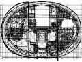 国家大剧院平面图和效果图
