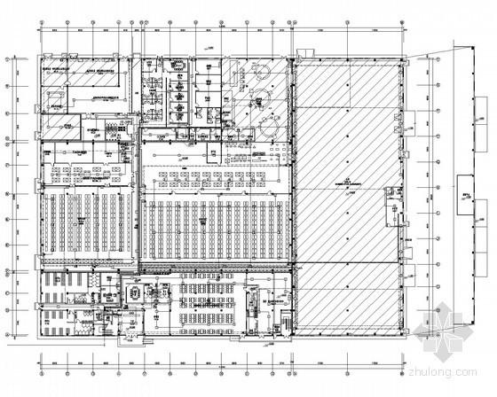 [江苏]大型知名加工工厂全套电气施工图纸100张(含九个子项目)