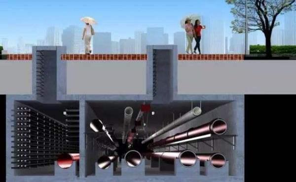 国内外城市综合管廊的规划设计及运行管理(88页)