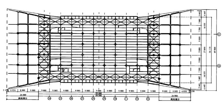 厦门国际会展中心钢结构设计论文(PDF,6页)