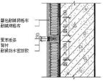 中医院门诊医技病房综合楼岩棉板外墙外保温专项施工方案