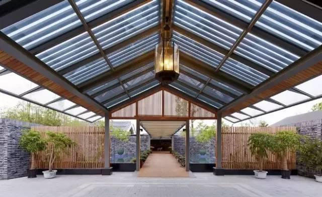 庭院设计丨造,一座乡村庭院