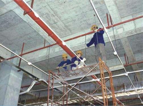 某厂房水电安装施工组织设计方案