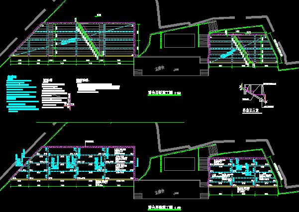 【广东】学校塑胶面层运动场及周边设施维修工程预算书(含图纸)_4