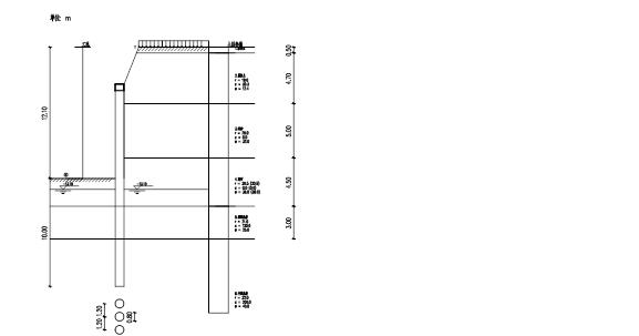 基坑支护工程基坑土钉墙、围护桩施工组织设计(共62页)_3