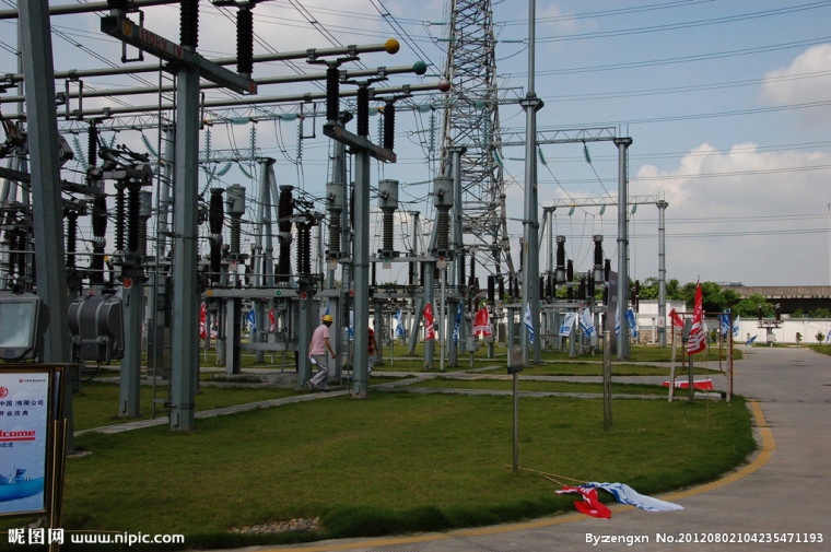 98220KV变电站施工组织设计(样本)