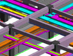 【BIM案例】昆山万达广场项目BIM技术在施工中的应用