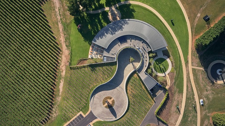 澳大利亚PTLeo葡萄酒雕塑庄园-3