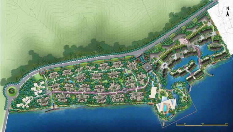 [浙江]平湖山庄景观设计方案|泛亚国际