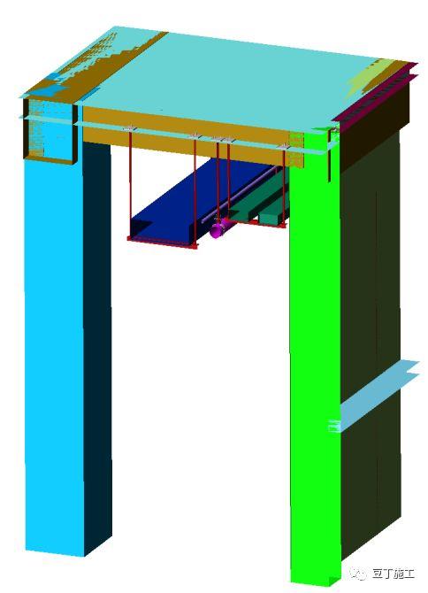 大型复杂项目应用BIM实例,保工期、提工效_45