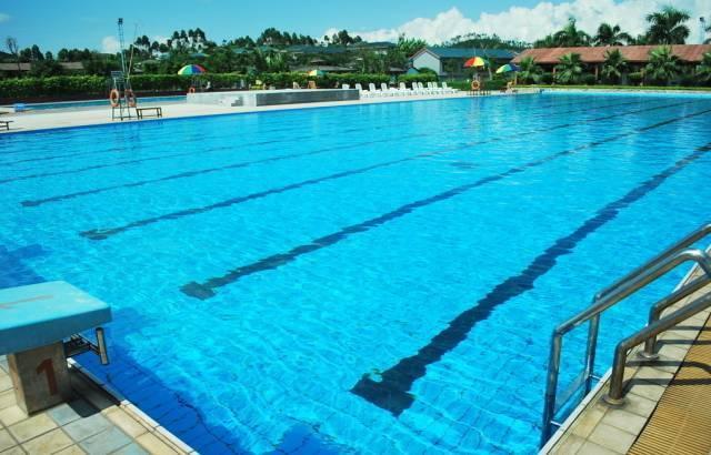 当下最流行的两种泳池:生态泳池VS无边泳池