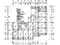 五层框架结构办公楼结构施工图(CAD,17张)