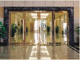 天津塘沽区安装玻璃门及玻璃隔断节点图样